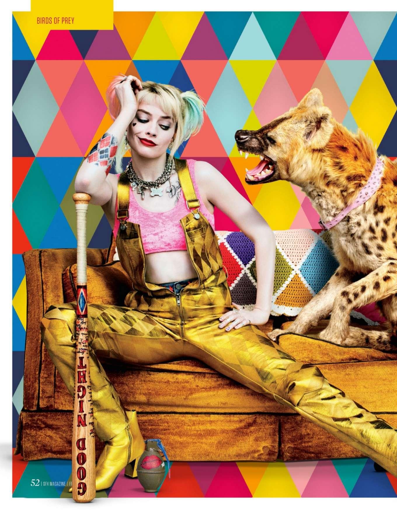 Margot Robbie - SFX Magazine (February 2020)