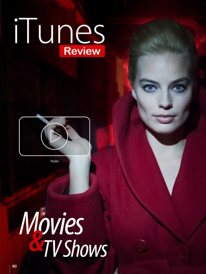 Margot Robbie - Techlife News Magazine (May 2018)
