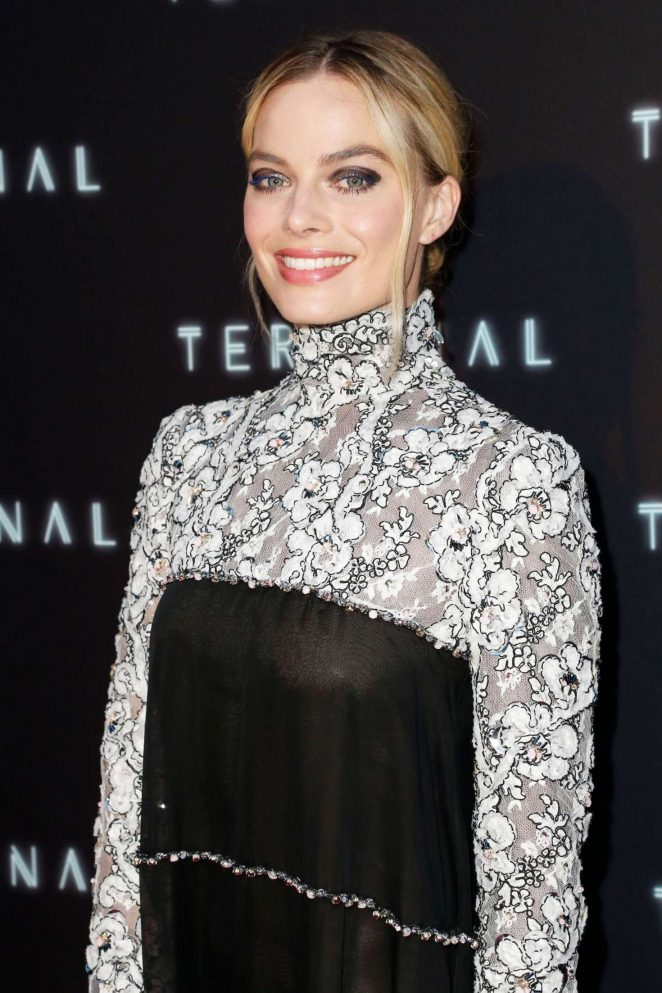 Margot Robbie - 'Terminal' Premiere in Hollywood