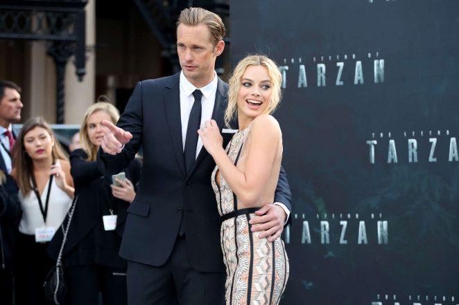 Margot Robbie: The Legend Of Tarzan UK Premiere -06