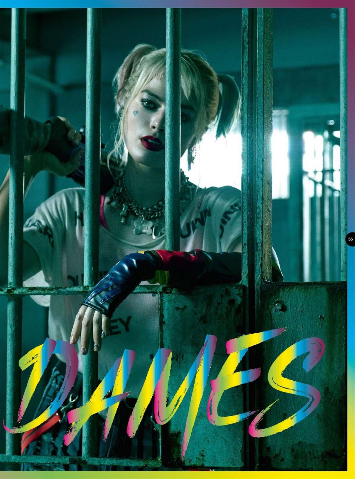 Margot Robbie 2019 : Margot Robbie – Total Film 2019-12
