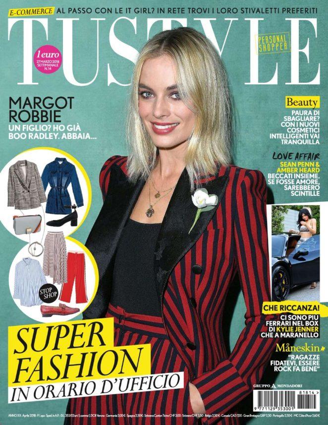 Margot Robbie - Tu Style Magazine (March 2018)