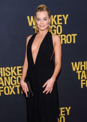Margot Robbie - 'Whiskey Tango Foxtrot' Premiere in New York