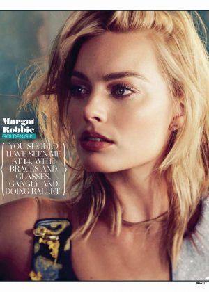 Margot Robbie - Who Australia Most Beautiful Issue 2018