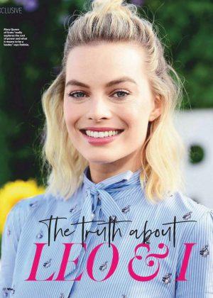 Margot Robbie - Who Magazine (December 2018)