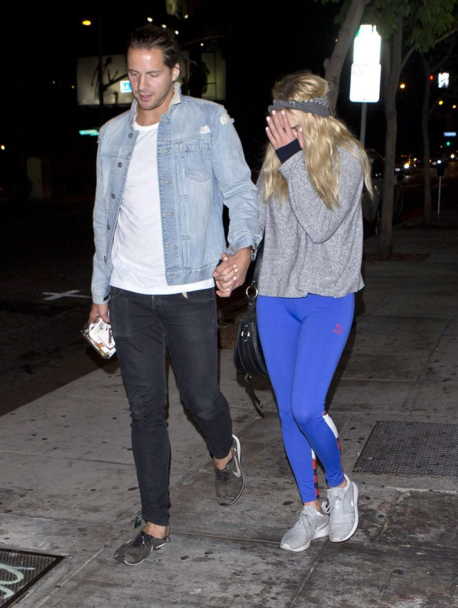 Margot Robbie with boyfriend out in West Hollywood -19 ... Emma Watson Boyfriend