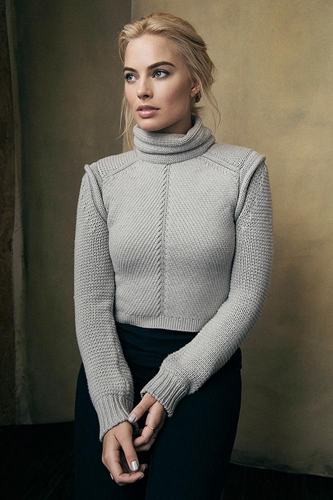 Margot Robbie - Z for Zachariah Photocall at Sundance Film Festival 2015