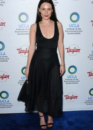 Marguerite Insolia - 2018 UCLA's Institute of the Environment and Sustainability Gala in LA