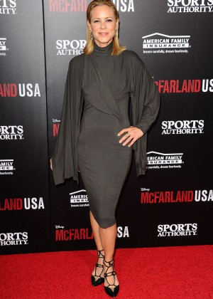 """Maria Bello - """"McFarland, USA"""" Premiere in Hollywood"""