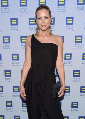 Maria Bello - Human Rights Campaign Los Angeles Gala 2015 in LA