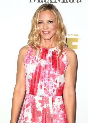 Maria Bello - Women in Film 2016 Crystal Lucy Awards in Los Angeles