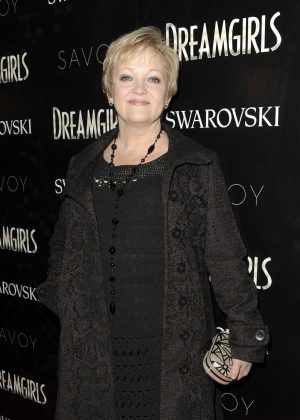 Maria Friedman - Dreamgirls Press Night in London