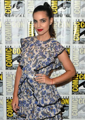 Maria Gabriela de Faria - 'Maria Gabriela de Faria' Press Line at 2018 Comic Con in San Diego