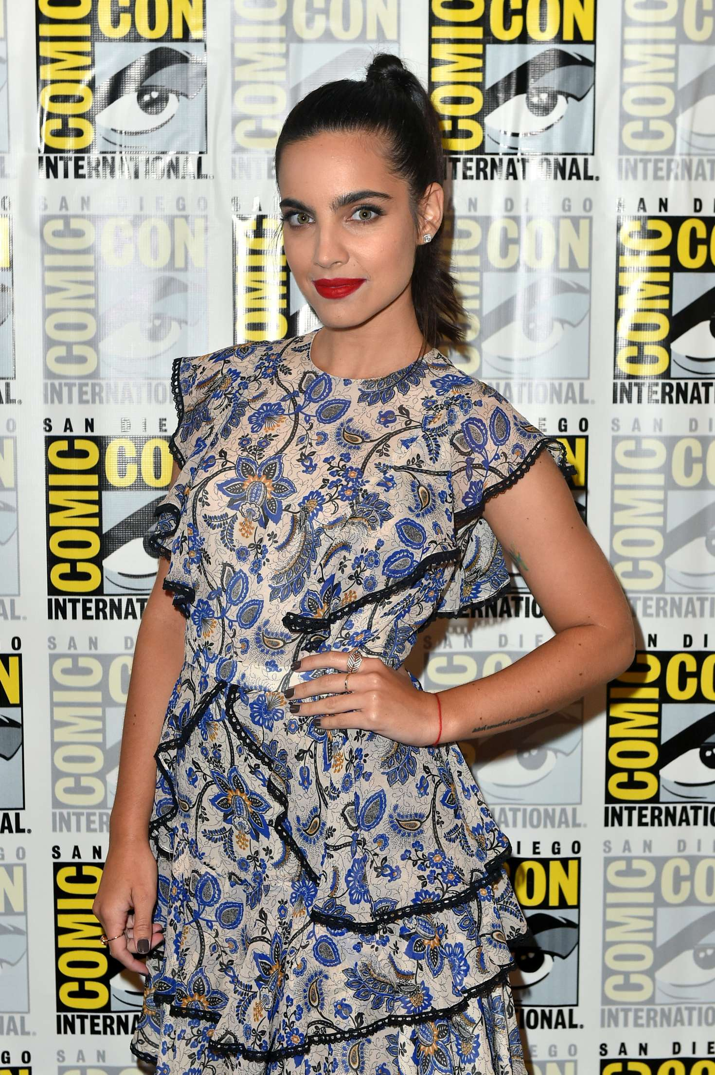 Maria Gabriela de Faria – 'Maria Gabriela de Faria' Press Line at 2018 Comic Con in San Diego