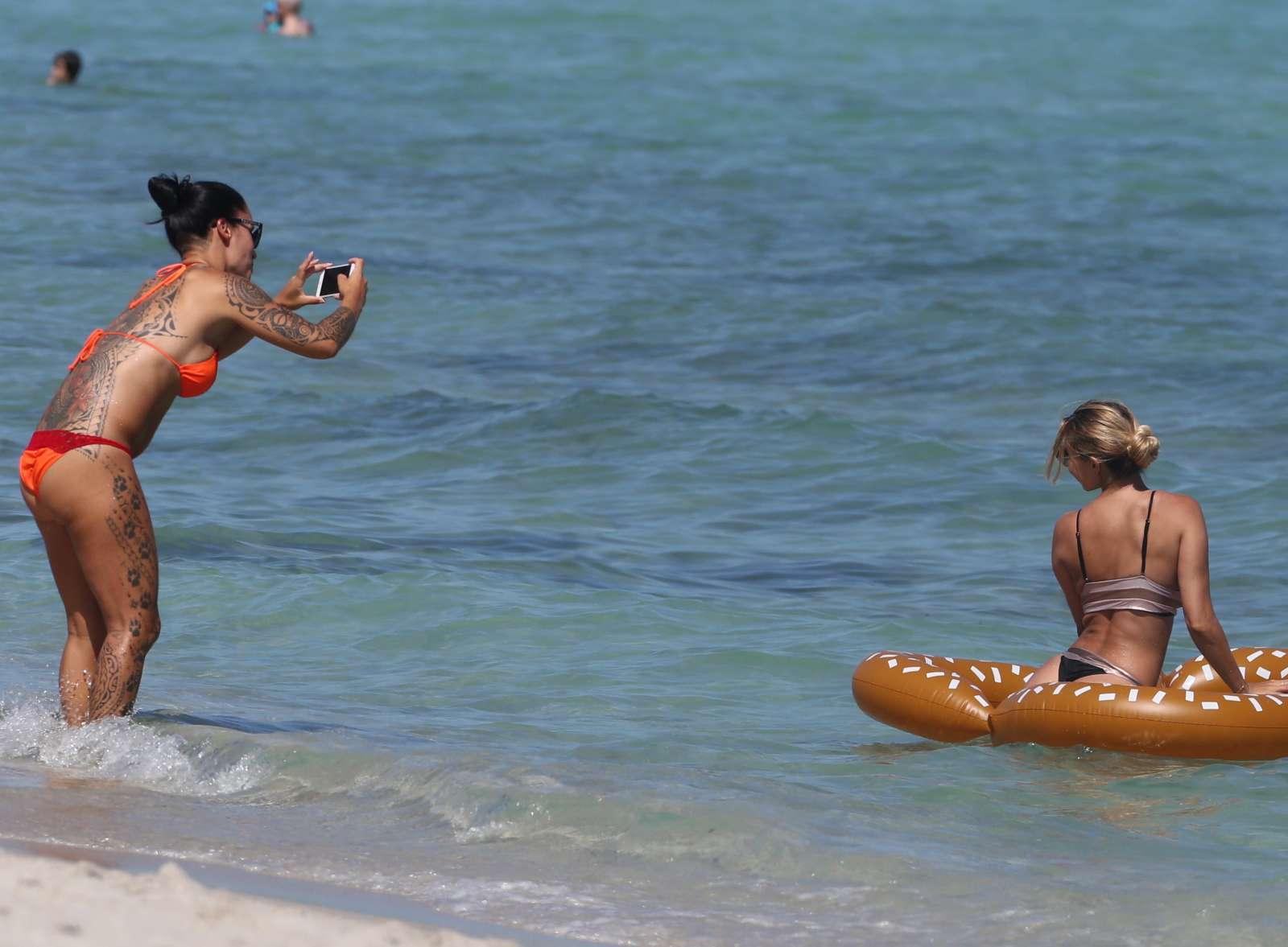 Alba beach bikini jessica