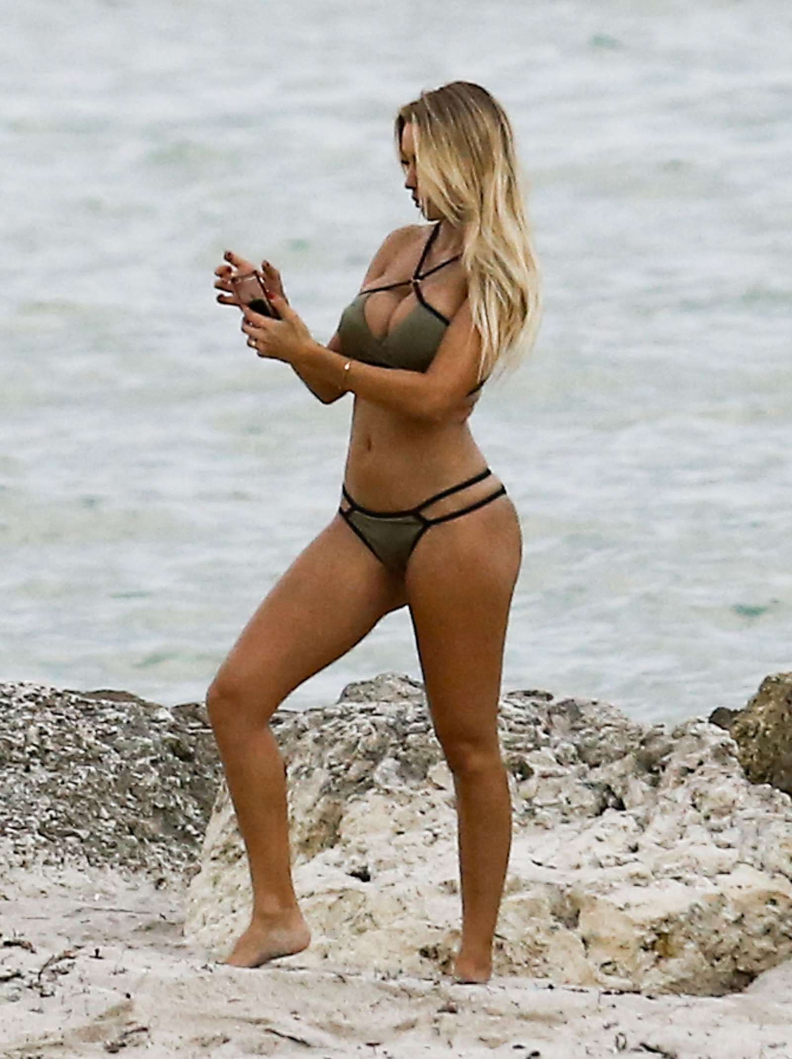 Maria Hering - Bikini Photoshoot in Miami