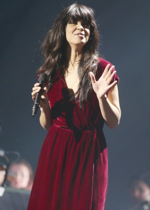 Maria Mena At 2015 Night Of The Proms Tour At Barclaycard Arena In Hamburg-06