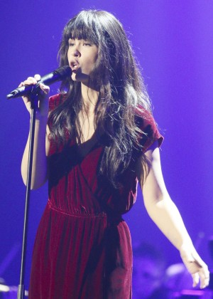 Maria Mena At 2015 Night Of The Proms Tour At Barclaycard Arena In Hamburg-07