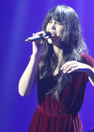Maria Mena At 2015 Night Of The Proms Tour At Barclaycard Arena In Hamburg-13