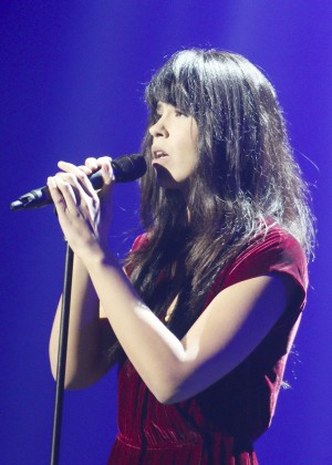 Maria Mena At 2015 Night Of The Proms Tour At Barclaycard Arena In Hamburg-14