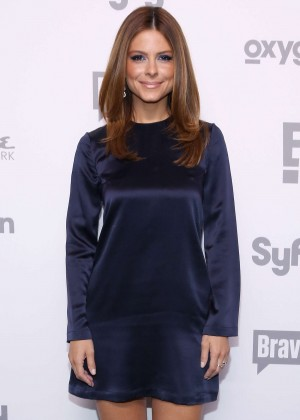 Maria Menounos - 2015 NBCUniversal Cable Entertainment Upfront in NYC