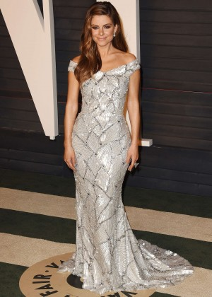 Maria Menounos - 2016 Vanity Fair Oscar Party in Beverly Hills