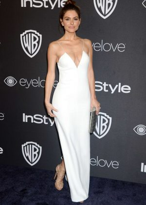 Maria Menounos - 2017 InStyle and Warner Bros Golden Globes After Party in LA