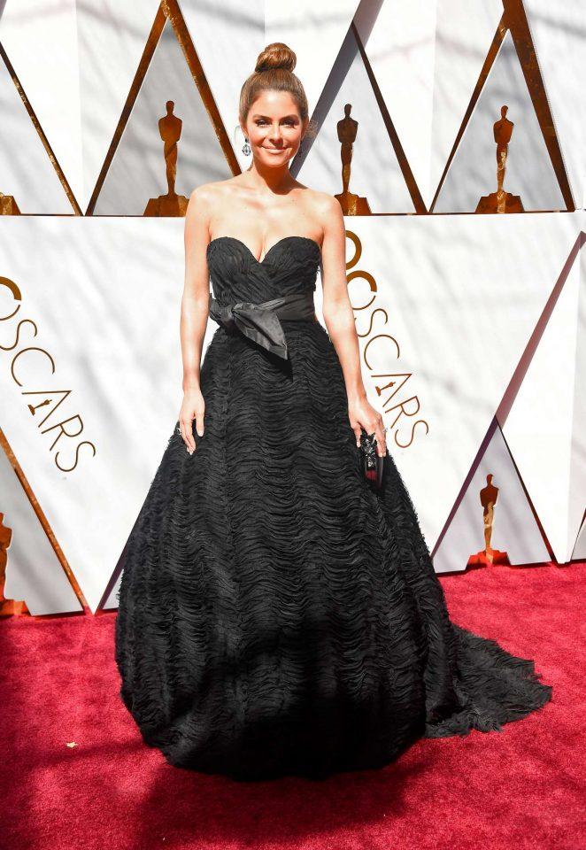 Maria Menounos - 2018 Academy Awards in Los Angeles