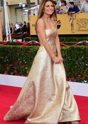 Maria Menounos - 2015 Screen Actors Guild Awards in LA