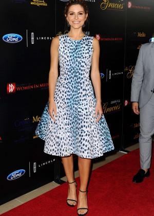 Maria Menounos - 2015 Gracies Awards in Beverly Hills