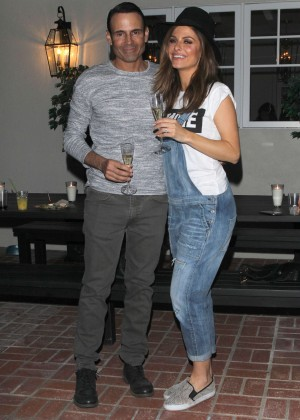 Maria Menounos - Book party for 'The EveryGirl's Guide to Cookin' in Los Angeles
