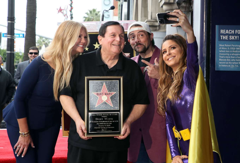 Maria Menounos 2020 : Maria Menounos – Burt Wards Hollywood Walk of Fame Ceremony in Hollywood-03
