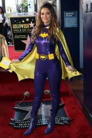 Maria Menounos - Burt Ward's Hollywood Walk of Fame Ceremony in Hollywood
