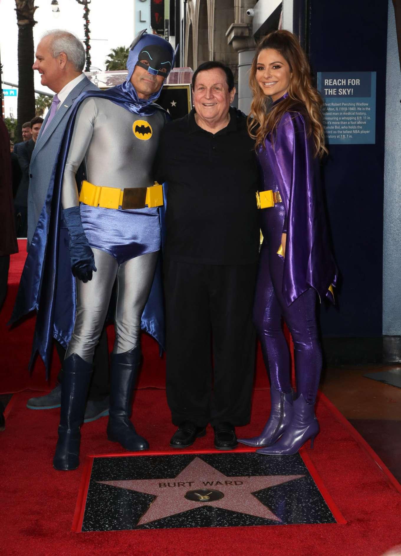 Maria Menounos 2020 : Maria Menounos – Burt Wards Hollywood Walk of Fame Ceremony in Hollywood-13