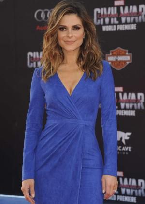 Maria Menounos - 'Captain America: Civil War' Premiere in Hollywood