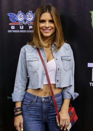 Maria Menounos - Charity Challenge Celebrity Basketball Game in Westwood