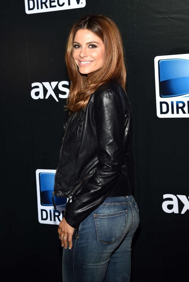 Maria Menounos - DirecTV Super Saturday Night in Glendale
