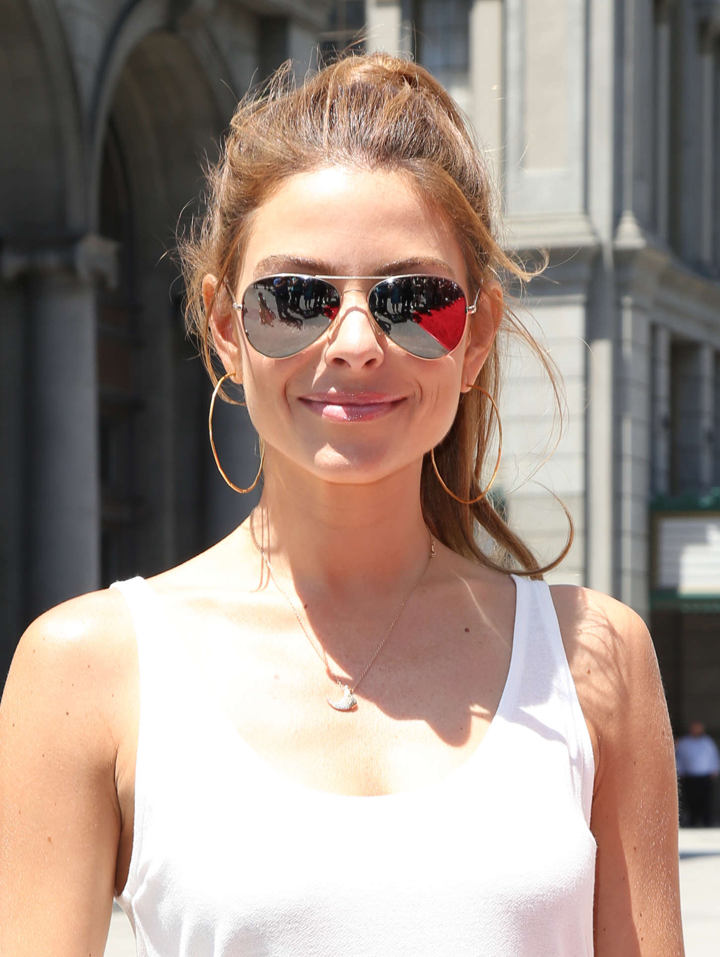 Maria menounos tongue — img 4