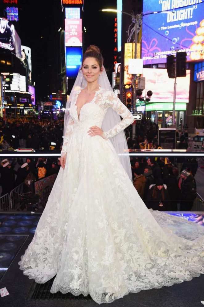 Maria Menounos - Getting married in New York