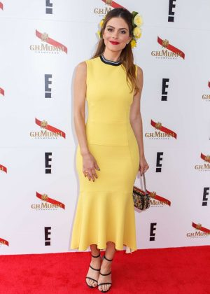 Maria Menounos - Mumm Marquee on Melbourne Cup Day in Melbourne