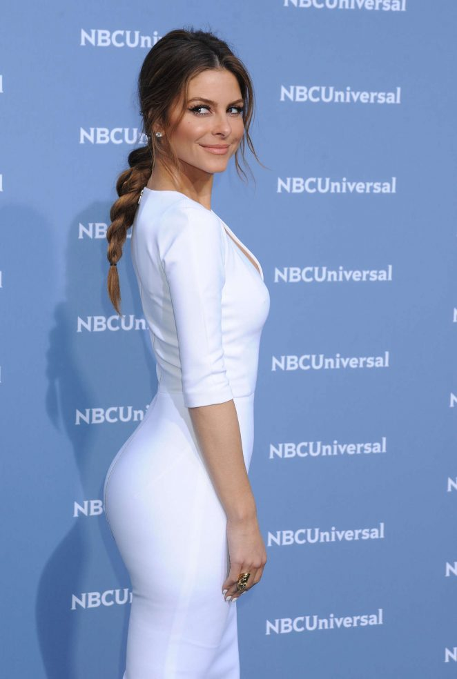 Maria Menounos - NBCUniversal Upfront Presentation 2016 in New York City