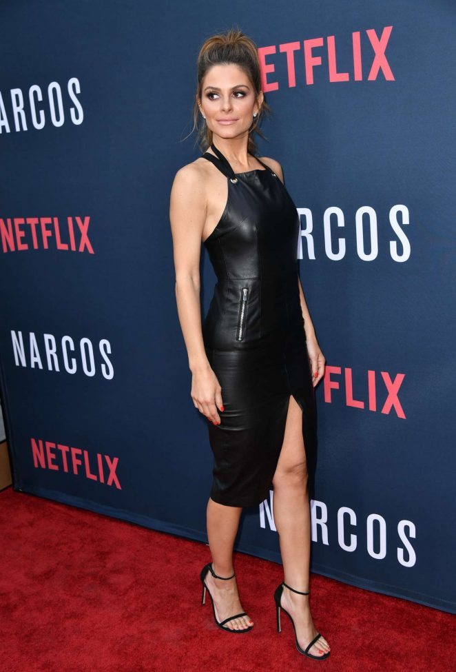 Maria Menounos  - Netflix's 'Narcos' Season 2 Premiere in Hollywood