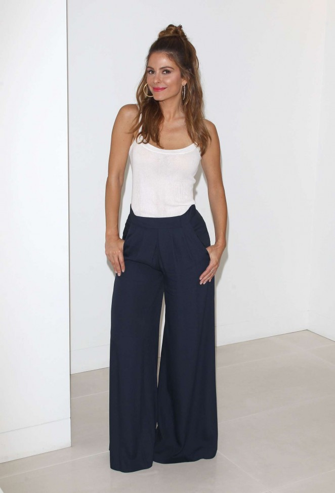 Maria Menounos out and about in LA -09
