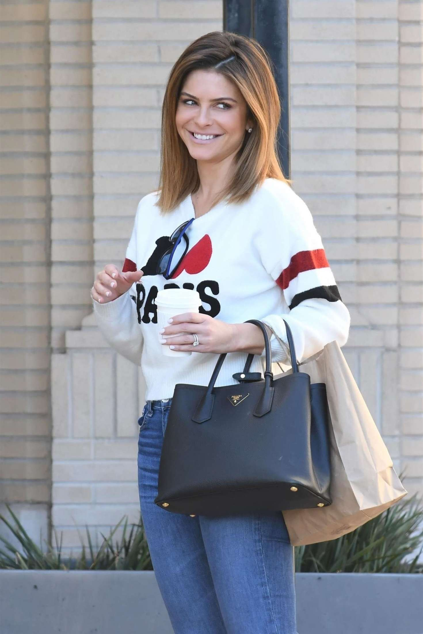 Maria Menounos – Shopping at Barneys New York in Beverly Hills
