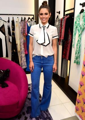 Maria Menounos - Shopping Event at Diane von Furstenberg in LA