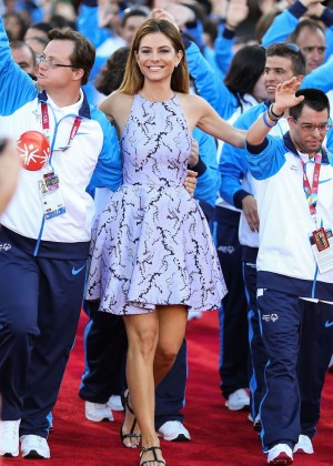 Maria Menounos - Special Olympics World Games 2015 Opening Night Ceremony in LA