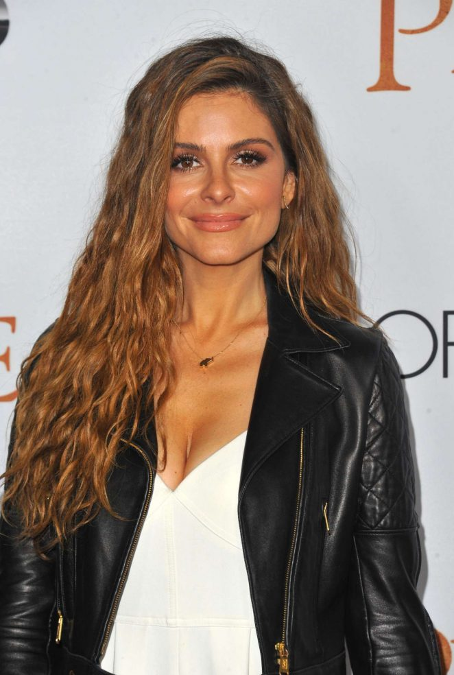 Maria Menounos - 'The Promise' Premiere in Los Angeles