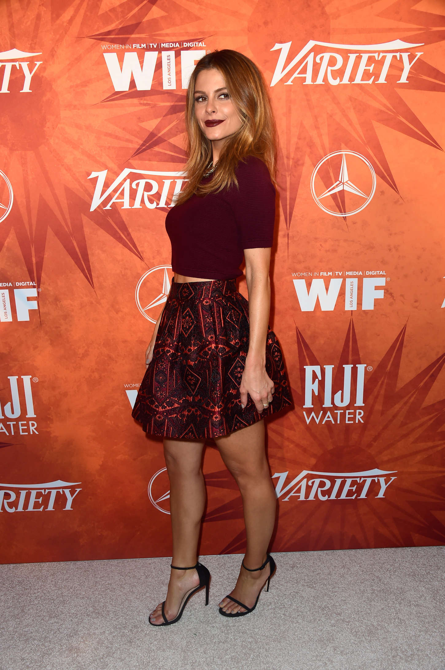 Maria Menounos – Variety And Women in Film Annual Pre-Emmy ...