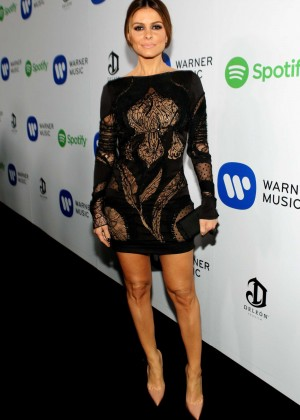Maria Menounos - Warner Music Group Grammy After Party in LA