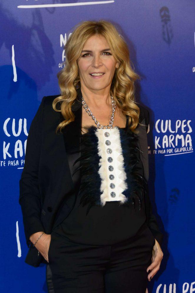 Maria Ripoll - 'No Culpes al Karma' Premiere in Madrid